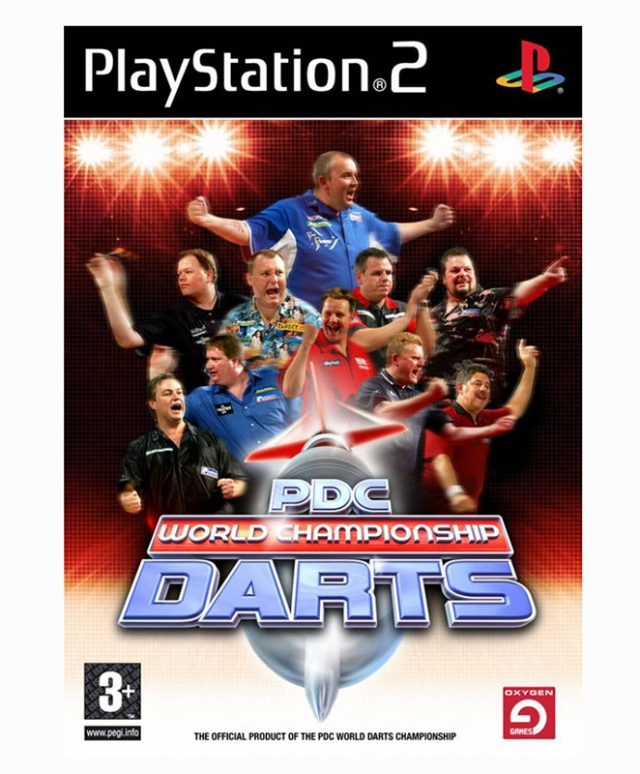 PDC: WORLD CHAMPIONSHIP DARTS PS2