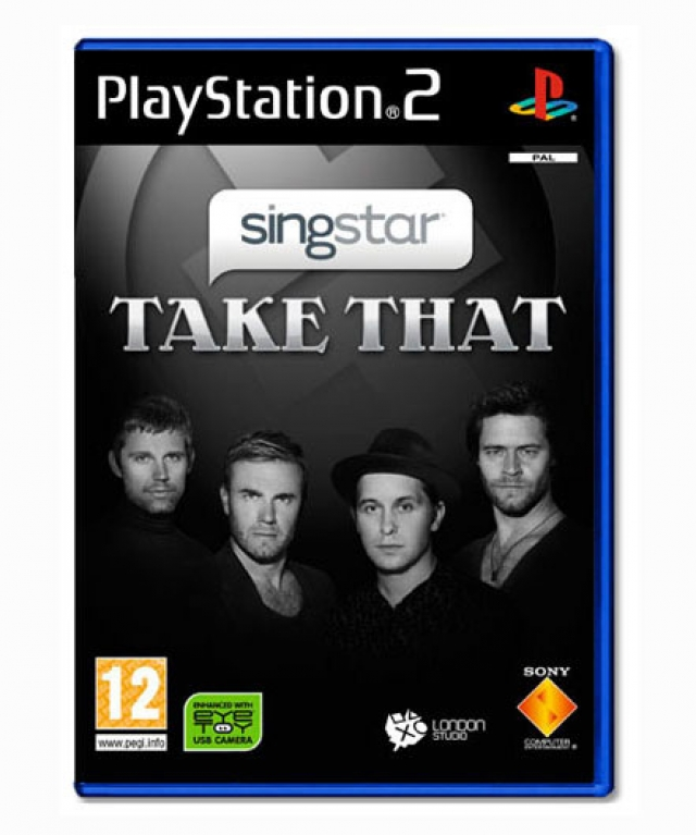 SINGSTAR: TAKE THAT PS2