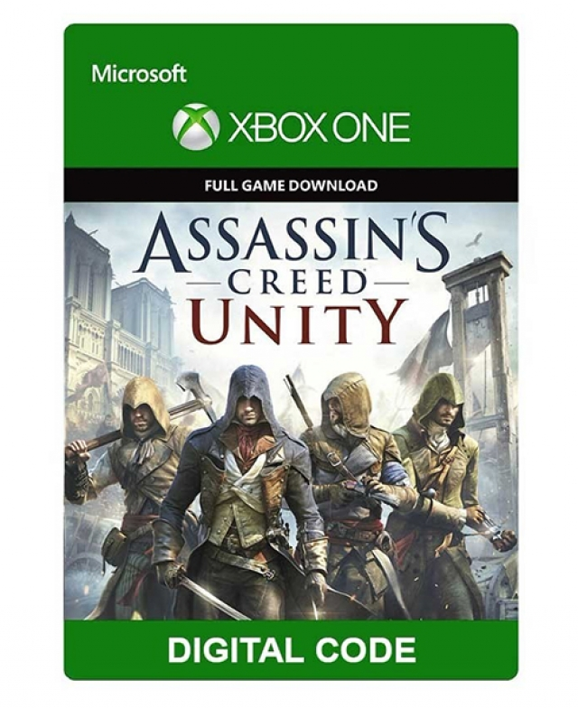 ASSASSINS CREED UNITY [Download Digital] XBOX ONE