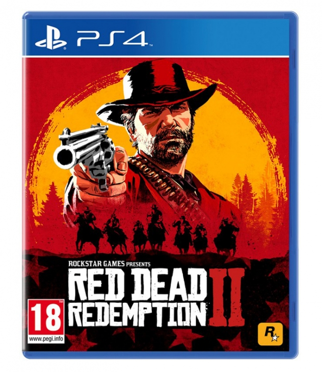RED DEAD REDEMPTION 2 (Oferta DLC) PS4