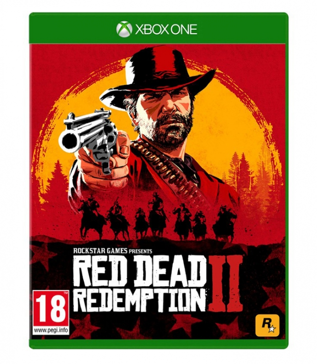 RED DEAD REDEMPTION 2 (EM PORTUGUÊS) XBOX ONE