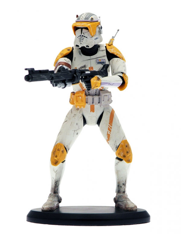Figura STAR WARS Elite Collection Commander Code (19cm)