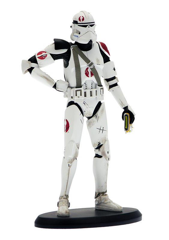 Figura STAR WARS Elite Collection Commander Neyo (19cm)