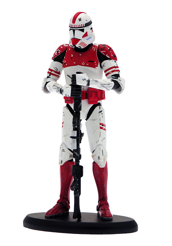 Figura STAR WARS Elite Collection Commander Thire (19cm)