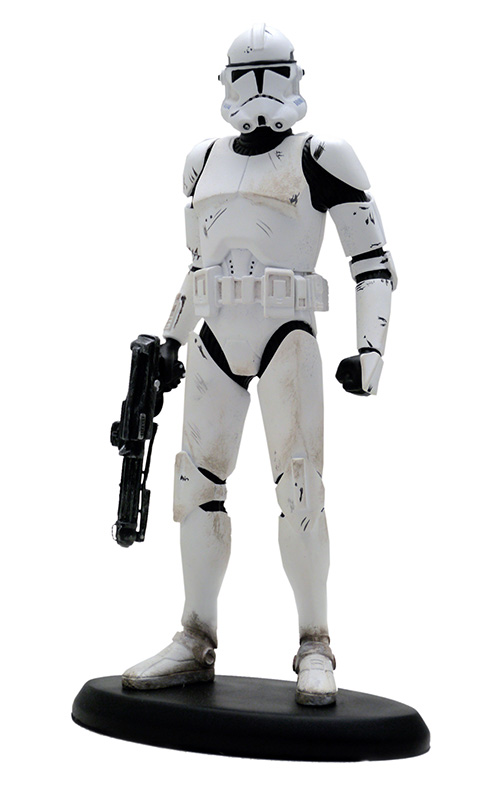 Figura STAR WARS Elite Collection Clone Trooper (20,5cm)