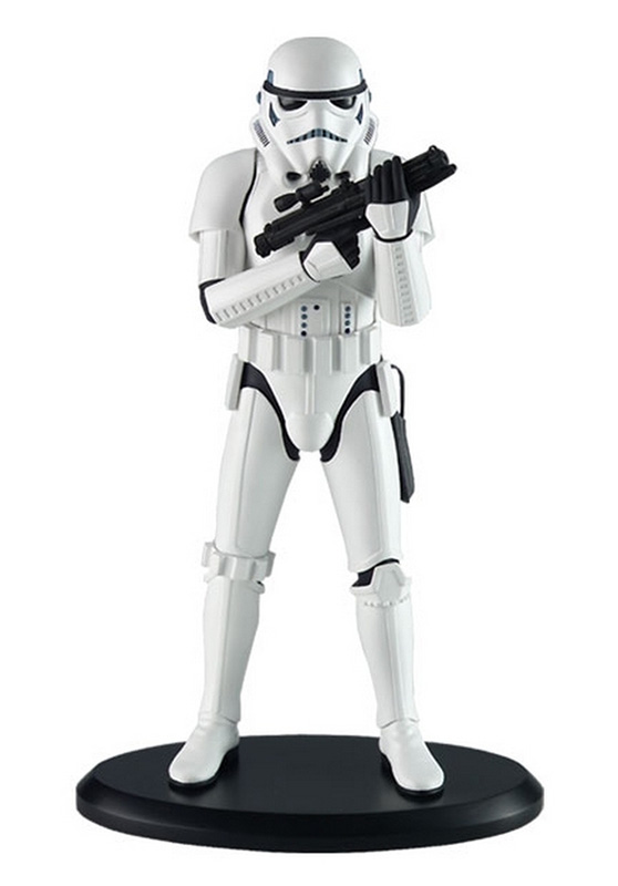 Figura STAR WARS Elite Collection Stormtrooper #2 (19,5cm)