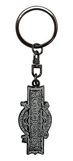 Porta-Chaves GAME OF THRONES Opening Logo Metal
