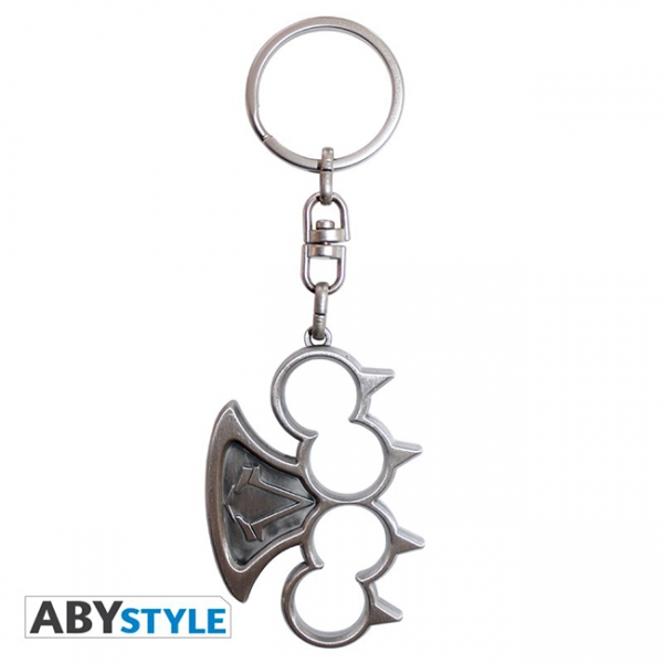 Porta-Chaves ASSASSINS CREED Syndicate 3D metal