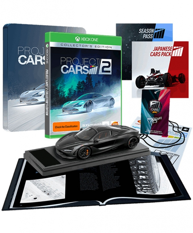 project cars 2 collectors edition xbox one catalogo mega mania a loja dos jogadores jogos. Black Bedroom Furniture Sets. Home Design Ideas