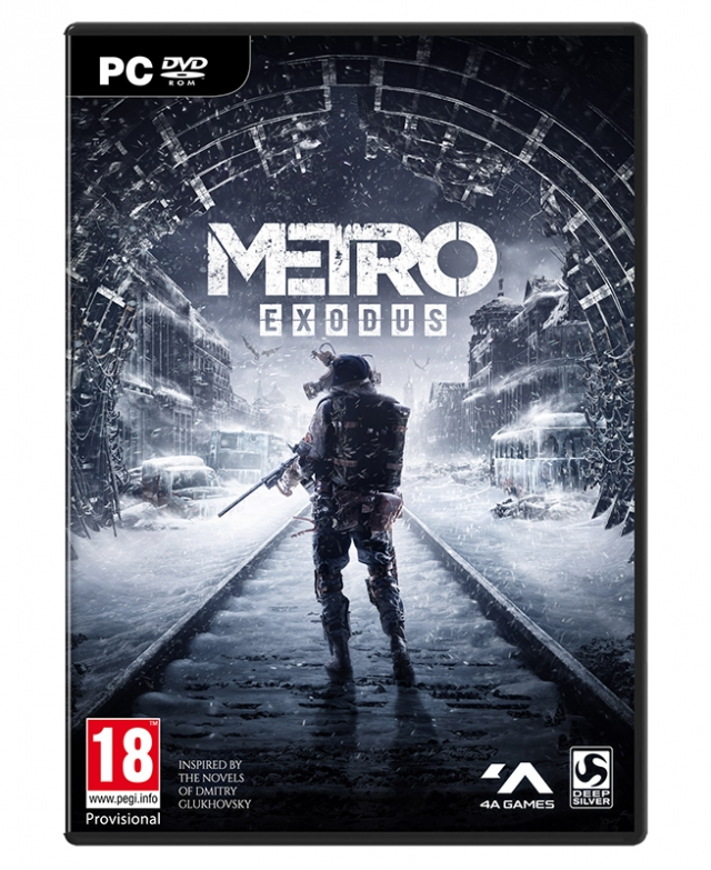 METRO EXODUS Day One Edition PC
