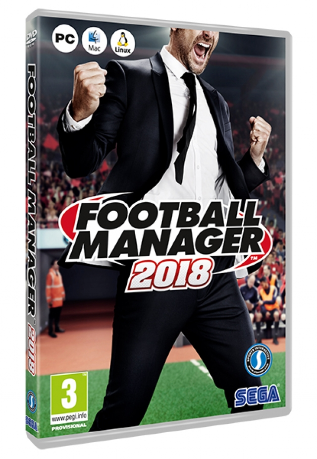 FOOTBALL MANAGER 2018 (EM PORTUGUÊS) [Download] PC