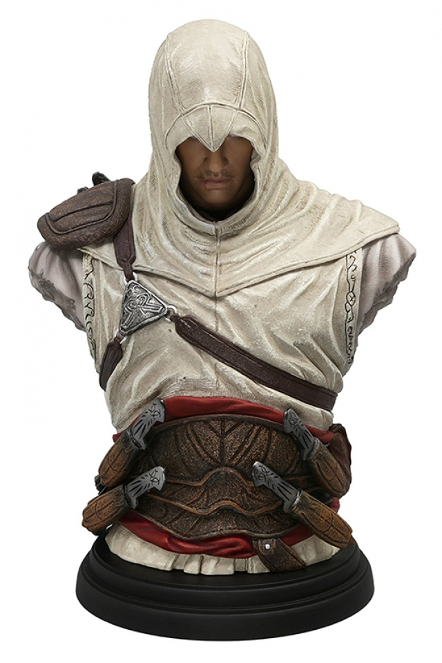 Busto ASSASSINS CREED Legacy Collection Altair Lbn-La' Ahad (19cm)