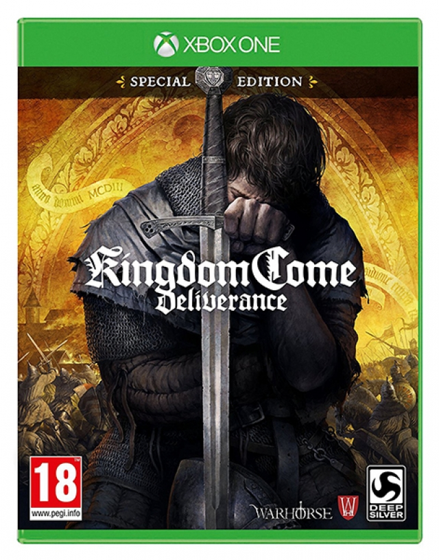 KINGDOM COME DELIVERANCE XBO