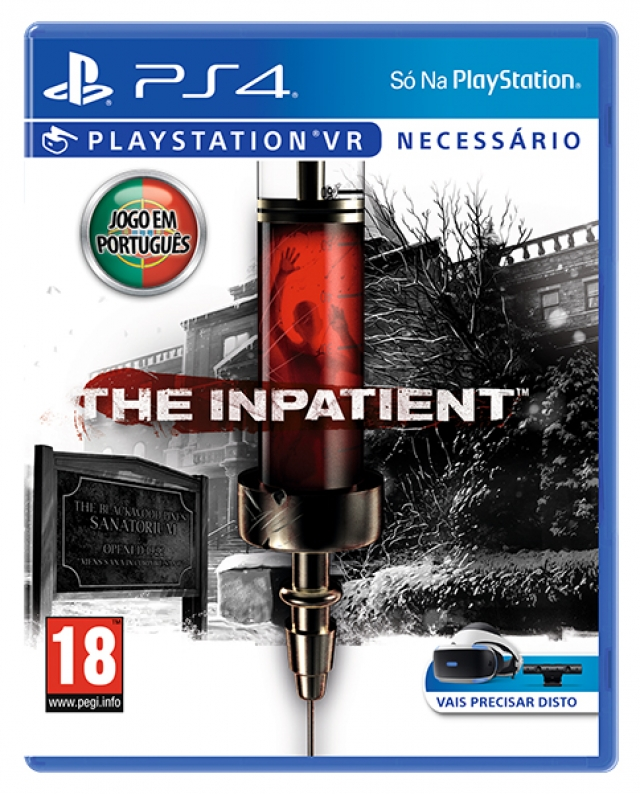 VR THE INPATIENT (EM PORTUGUÊS) PS4