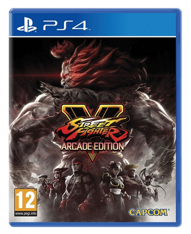STREET FIGHTER V Arcade Edition PS4
