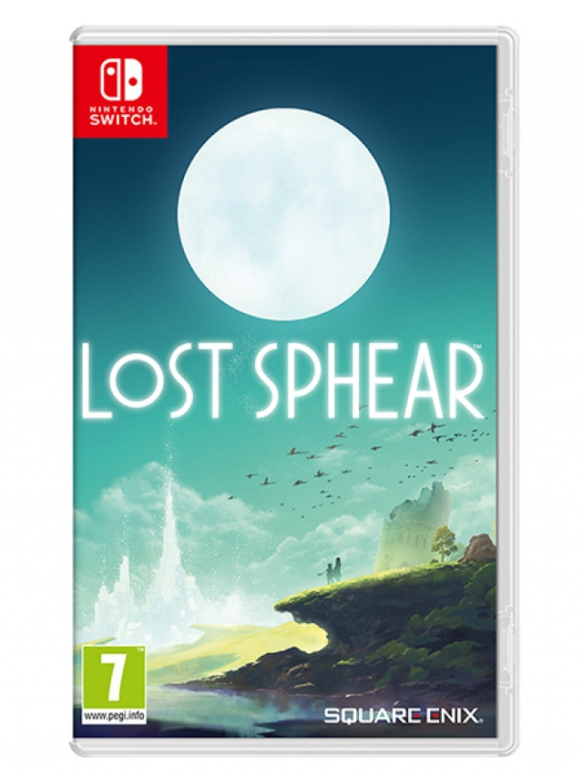 LOST SPHERE Nintendo Switch