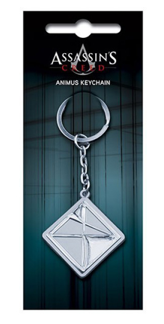 Porta-Chaves ASSASSINS CREED Animus Logo Metal