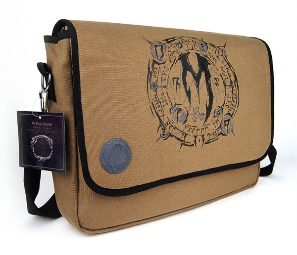 Mala THE ELDER SCROLLS  Canvas Sigil Pouch
