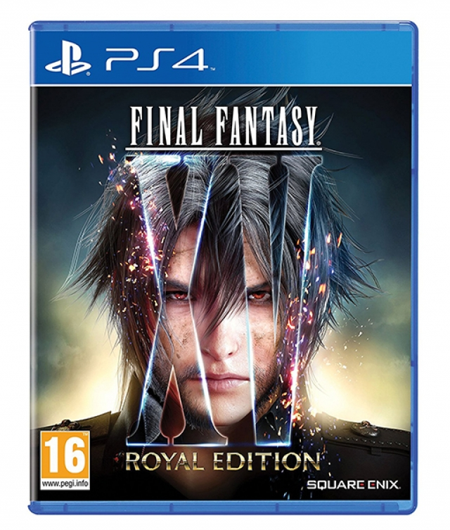 FINAL FANTASY XV Royal Edition (EM PORTUGUÊS) PS4