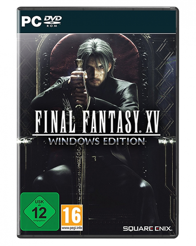 FINAL FANTASY XV Windows Edition (EM PORTUGUÊS) PC
