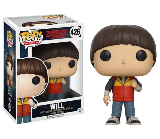 POP STRANGER THINGS #426 WILL