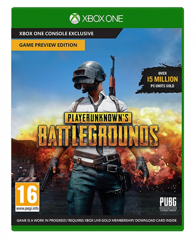 PLAYERUNKNOWN'S BATTLEGROUNDS [Download Digital] XBOX ONE