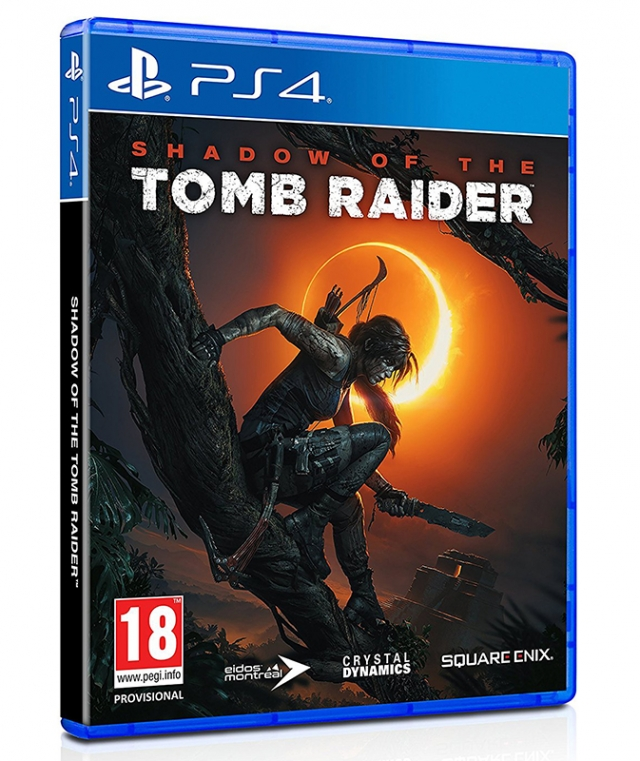 SHADOW OF THE TOMB RAIDER (EM PORTUGUÊS) PS4