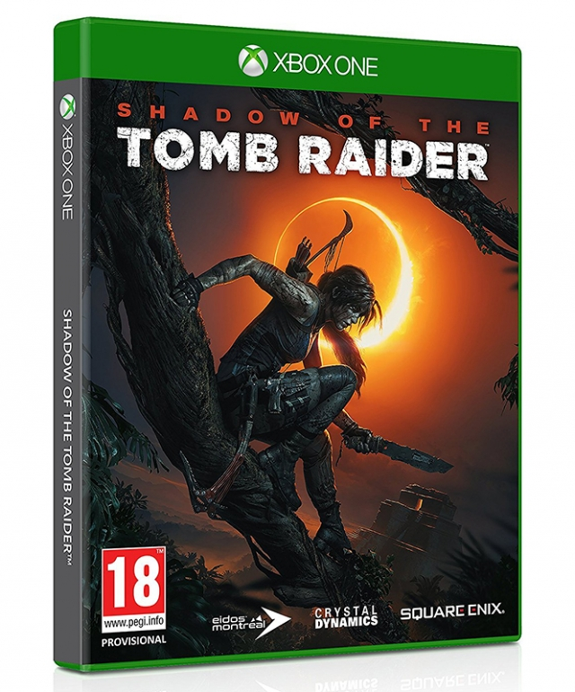 SHADOW OF THE TOMB RAIDER (EM PORTUGUÊS) XBOX ONE