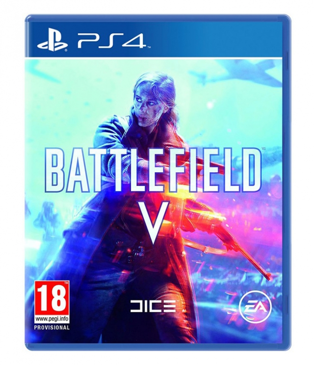 BATTLEFIELD V (Oferta ENLISTER e Acesso BETA)* PS4