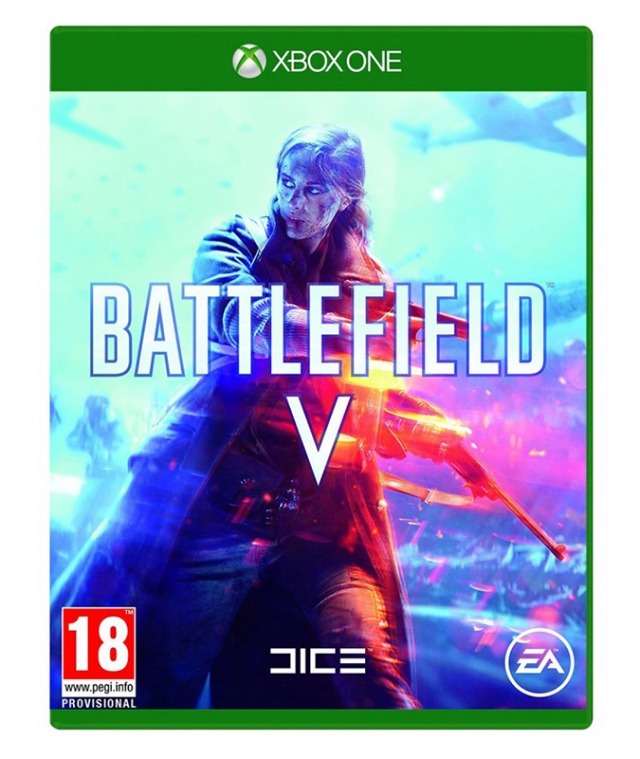 BATTLEFIELD V (Oferta ENLISTER e Acesso BETA)* XBOX ONE