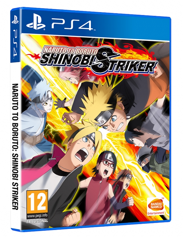 NARUTO TO BORUTO Shinobi Striker (Oferta DLC Reserva) PS4