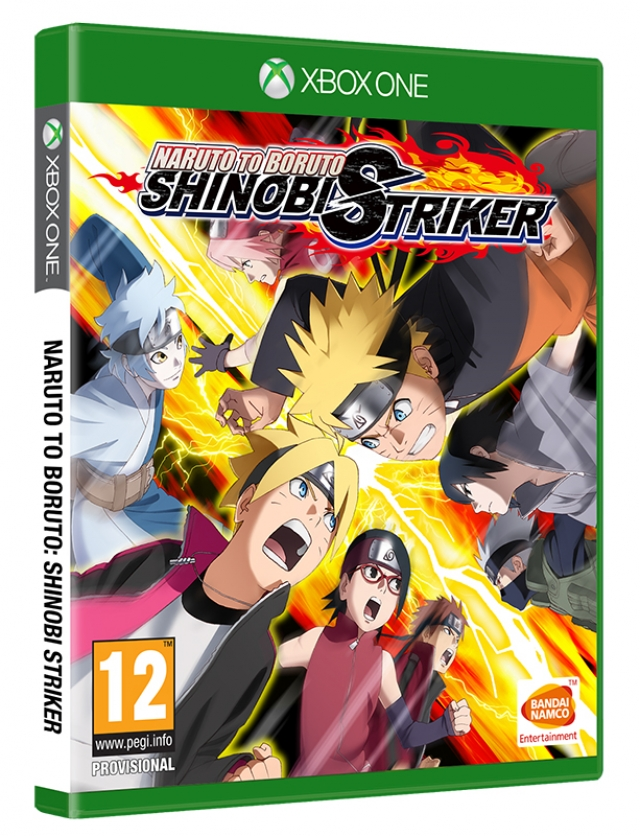 NARUTO TO BORUTO Shinobi Striker (Oferta DLC Reserva) XBOX ONE