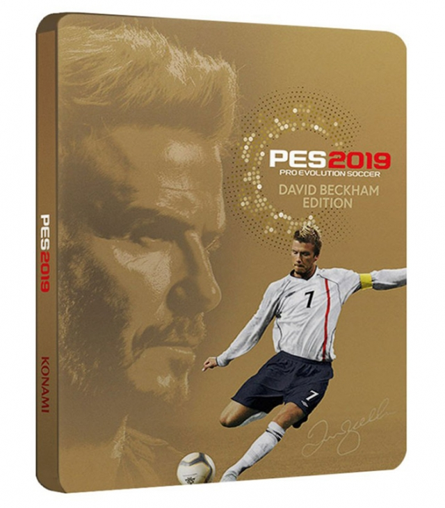 PES 2019 - PRO EVOLUTION SOCCER David Beckham Edition (EM PORTUGUÊS) Inclui Liga NOS PS4
