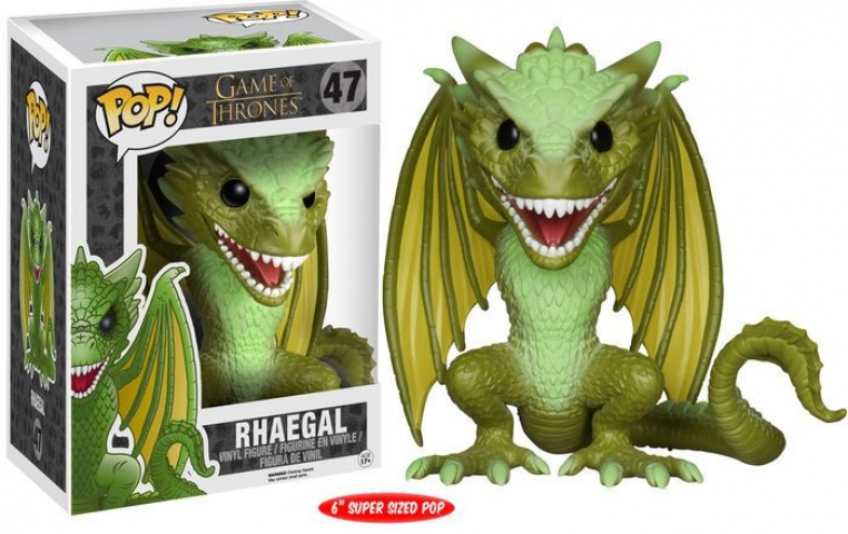 POP GAME OF THRONES #47 Rhaegal (15cm)