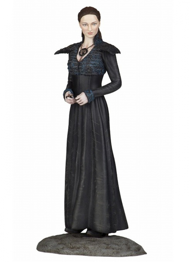 Estátua GAME OF THRONES Sansa Stark - Dark Horse Deluxe (20cm)