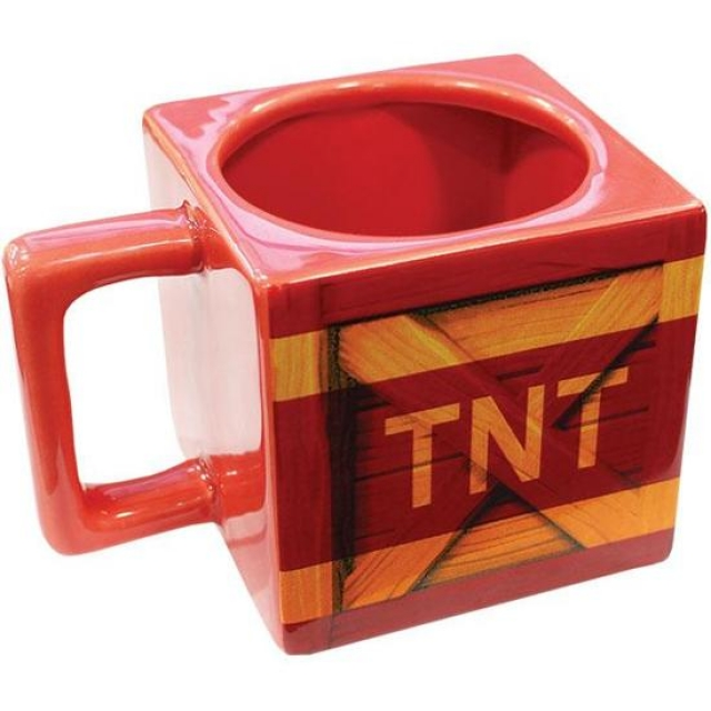 Caneca CRASH BANDICOOT TNT Crate (450ml)