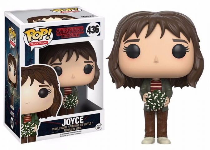 POP STRANGER THINGS #436 Joyce in Lights