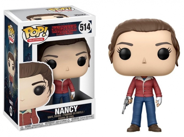 POP STRANGER THINGS #514 Nancy