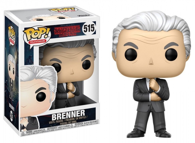 POP STRANGER THINGS #515 Brenner