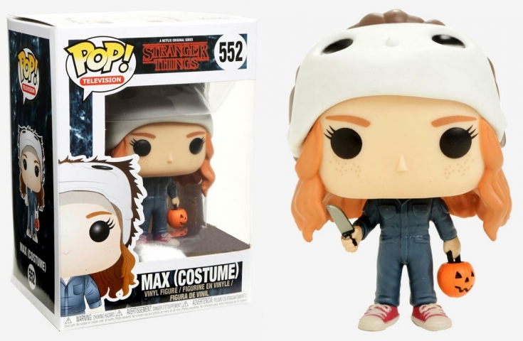 POP STRANGER THINGS #552 Max (Costume)