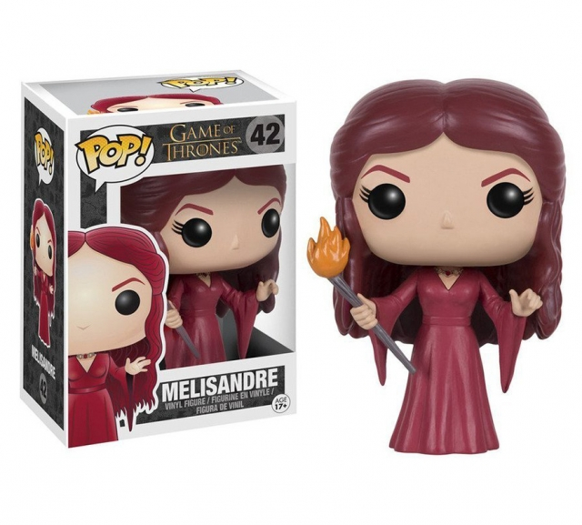 POP GAME OF THRONES #42 Melisandre