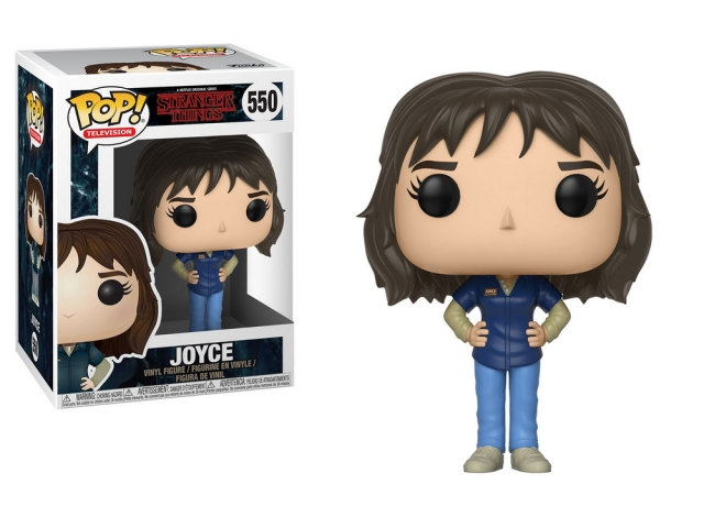 POP STRANGER THINGS #550 Joyce