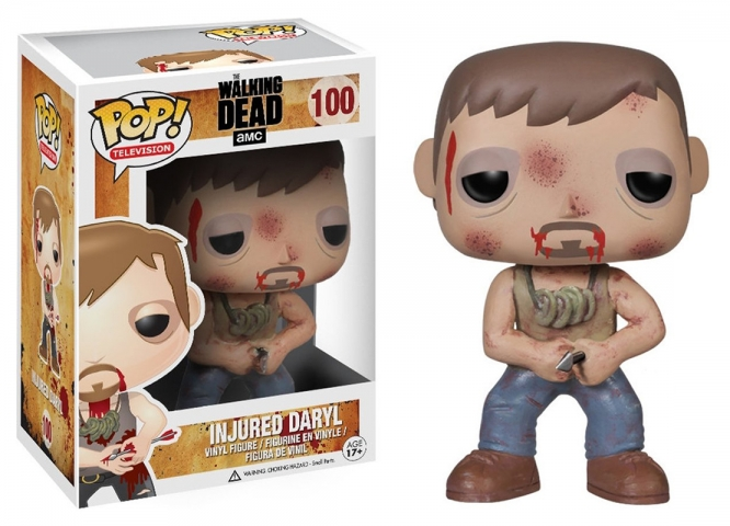 POP THE WALKING DEAD #100 Injured Daryl