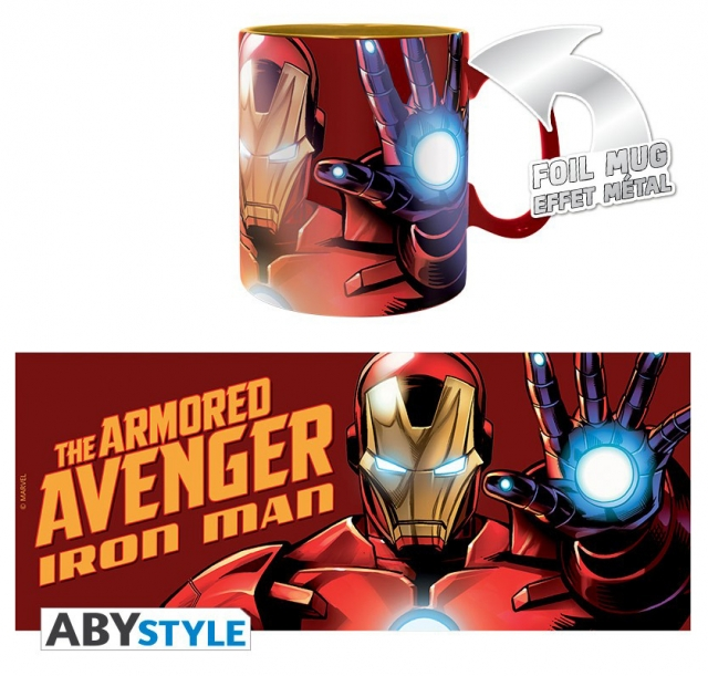 Caneca MARVEL Iron Man