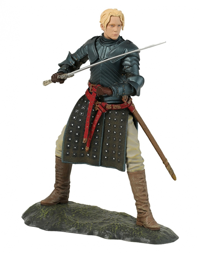 Estátua GAME OF THRONES Brienne of Tharte - Dark Horse Deluxe (20cm)