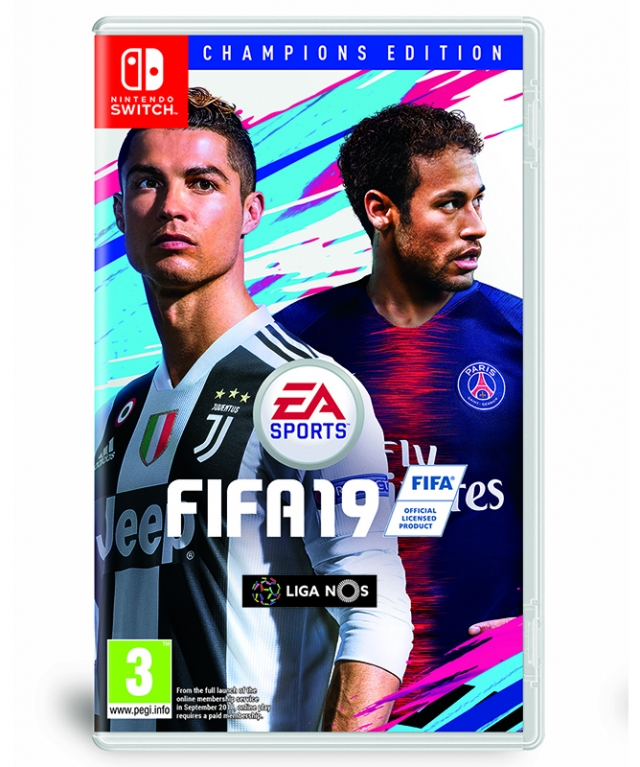 FIFA 19 Champions Edition Nintendo Switch