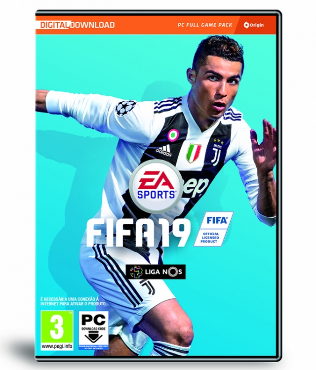 FIFA 19 (EM PORTUGUÊS) [Download] PC