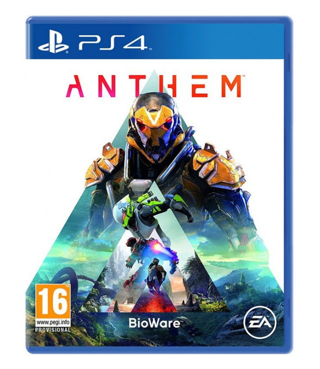ANTHEM (Oferta DLC Reserva) PS4