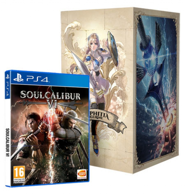 SOULCALIBUR VI Collector's Edition PS4