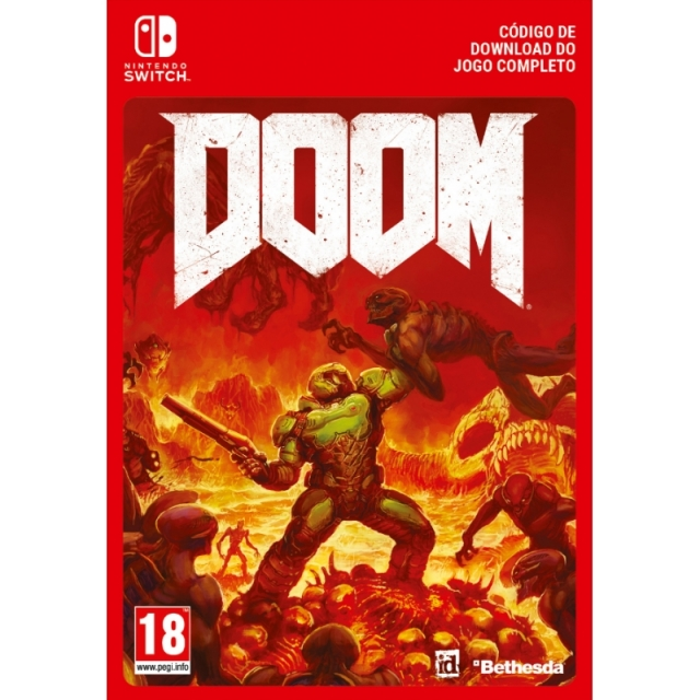 DOOM (Nintendo Digital) Switch